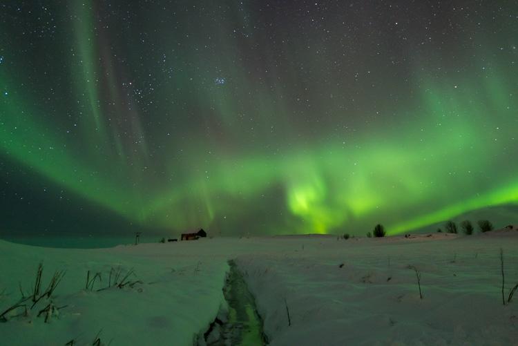 De Aurora Borealis Strikes again