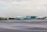 Bij het IJsbergenmeer Jökulsárlon