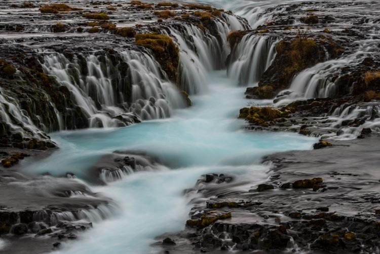 Bruarfoss old style