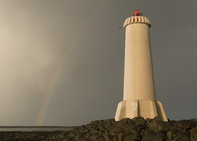 Arkanes Lighthouse