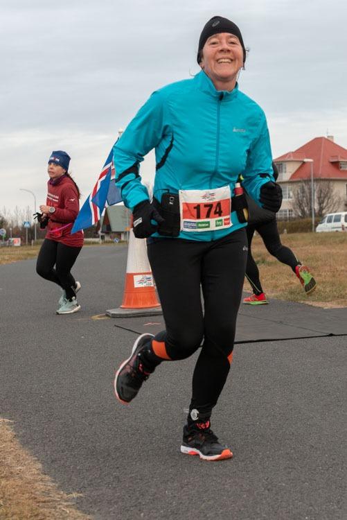 Herst Marathon Reykjavik
