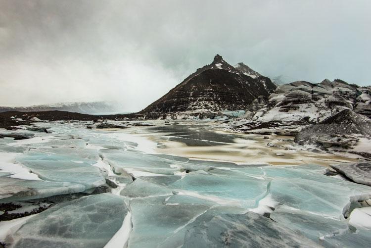 Drifttent ijs