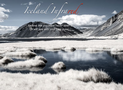 Iceland Infrared - IBook